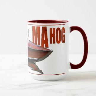 Mahogany Mug