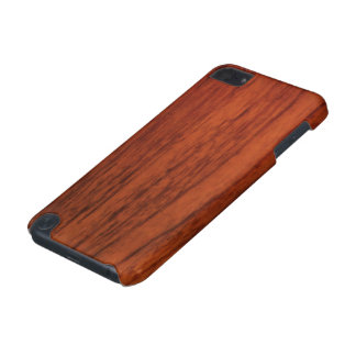 Mahogany Wood Print iPod Touch (5th Generation) Case