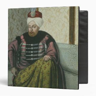 Mahomet (Mehmed) IV (1642-93) Sultan 1648-87, from Binder
