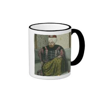 Mahomet (Mehmed) IV (1642-93) Sultan 1648-87, from Mugs