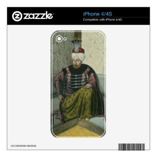 Mahomet (Mehmed) IV (1642-93) Sultan 1648-87, from Skins For iPhone 4S
