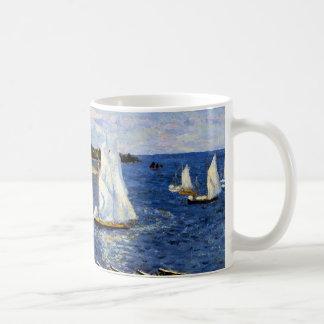 Mahone Bay by William Glackens Coffee Mug