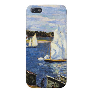 Mahone Bay by William Glackens Cover For iPhone SE/5/5s