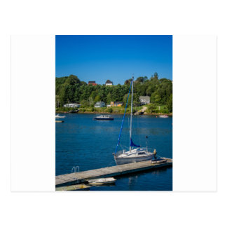 Mahone Bay Postcard