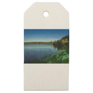 Mahone Bay Wooden Gift Tags
