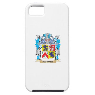 Mahoney Coat of Arms - Family Crest iPhone SE/5/5s Case