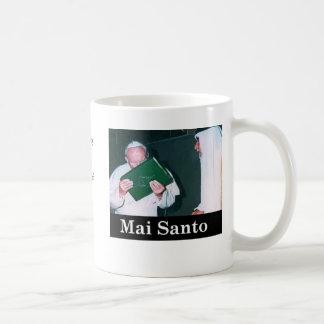 Mai Santo Coffee Mug