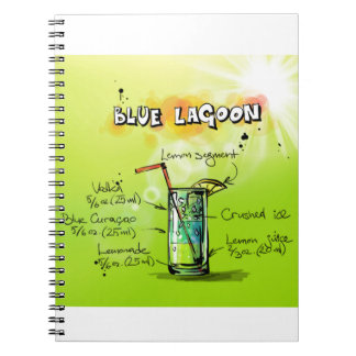 Mai Tai - Cocktail Gift Notebook