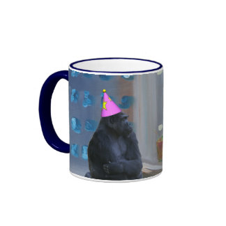 Mai Tai Monkey Ringer Mug