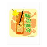 Mai Tai One On! Postcard