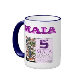 Maia 500 Years Coffee Mug