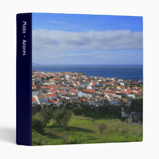 Maia - Azores islands Binder