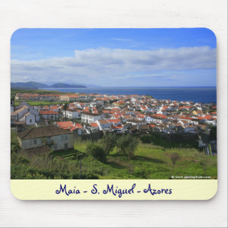 Maia - Azores islands Mouse Pad