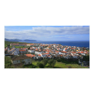 Maia - Azores islands Photo Card