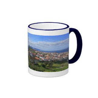 Maia - Azores islands Ringer Mug