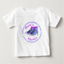 Maia's Warriors Baby T-Shirt