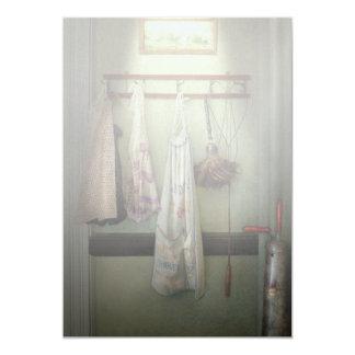 Maid - Always so much housework Card