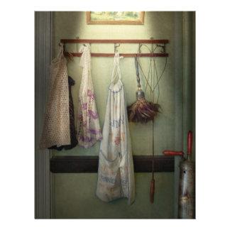 Maid - Always so much housework Flyer Design