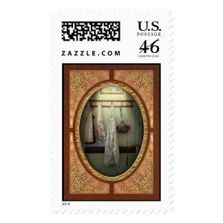Maid - Always so much housework Postage Stamp