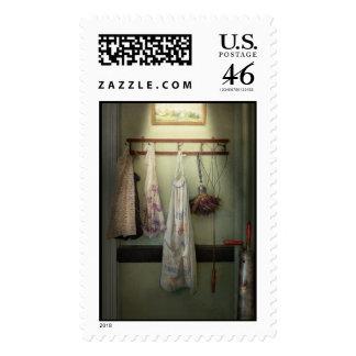 Maid - Always so much housework Stamp