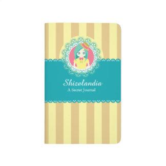 [Maid Café Series] Cute Pastel Maid #01 Journal