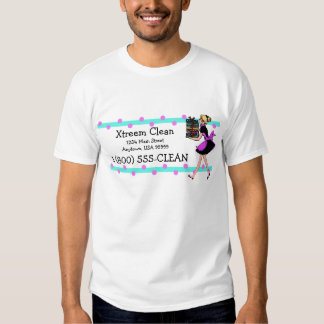 Maid Cleaning Service Shirt