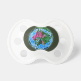 Maid in the mist in the globe pacifiers