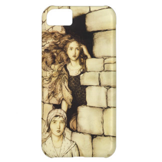 Maid Maleen Fairy Tale iPhone 5 case