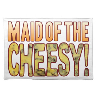 Maid Of Blue Cheesy Cloth Placemat