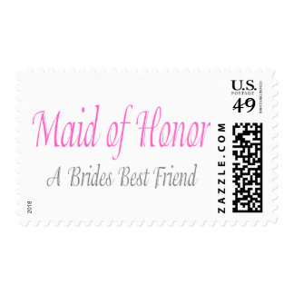 Maid Of Honor (A Brides Best Friend) Postage