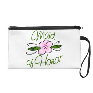 Maid of Honor Wristlet Clutch