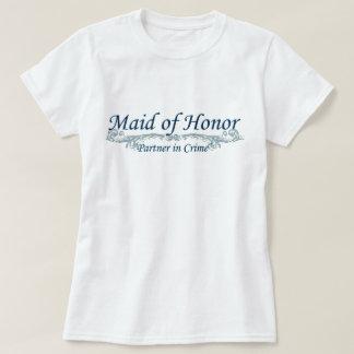 Maid of honor -  Bridal Party Shirts