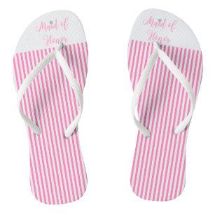 b9ab8988d62e8 Maid Of Honor Sandals   Flip Flops