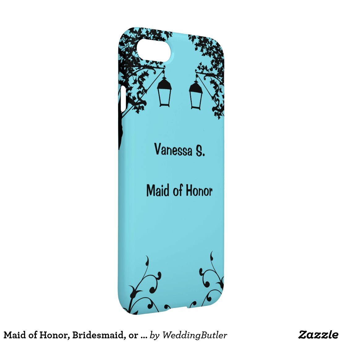 Maid of Honor, Bridesmaid, or Bride's Case