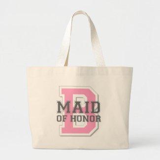 Maid of Honor Cheer bag