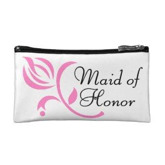 Maid of Honor Cosmetic Bag