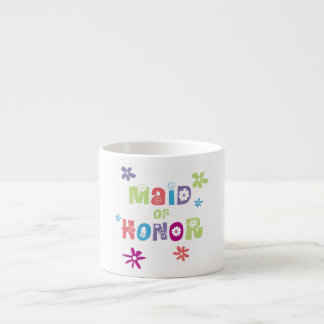 Maid of Honor Espresso Cup