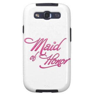 Maid Of Honor Galaxy SIII Coberturas