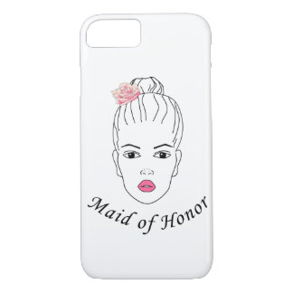 Maid of Honor iPhone 8/7 Case