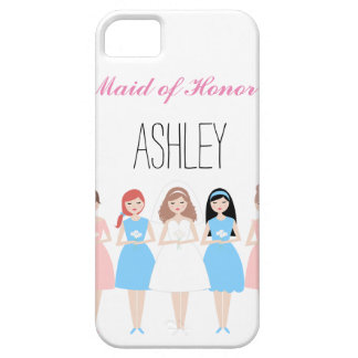 Maid of Honor iPhone SE/5/5s Case