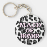 Maid of Honor Key Chain