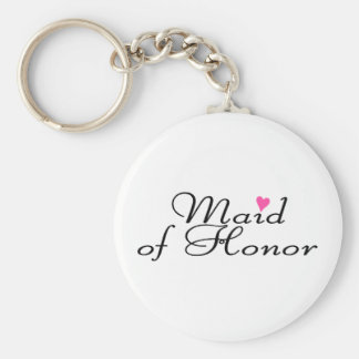 Maid Of Honor Key Chains