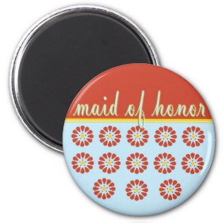 Maid of Honor Magnet
