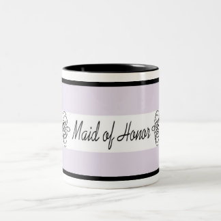 Maid of Honor Mug - Lavender