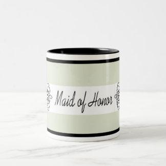 Maid of Honor Mug - Light Moss