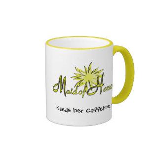 Maid of Honor Needs her Caffeine Fix Mug