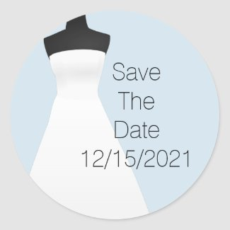 Maid of Honor or Bridesmaid Invite Envelope Seals