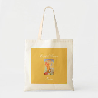 Maid of Honor oyster mermaid Tote Bag