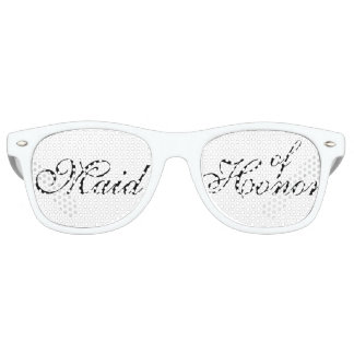 MAID of HONOR  Party Shades