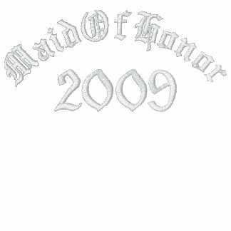 Maid of Honor Polo Shirts